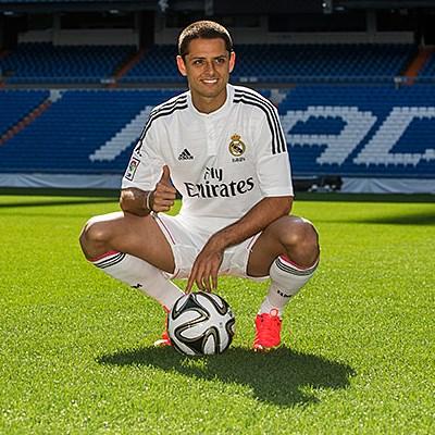 Real Madryt transfery 2014 podsumowanie Chicharito