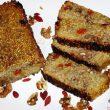 Ciasto gruszkowe z kaszą jaglaną tocokocham.com