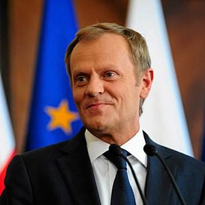 Donald Tusk prezydent przewodniczący Rady Europejskiej