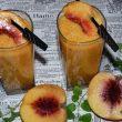 Smoothie pomarańczowo-brzoskwiniowe tocokocham.com