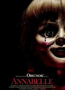 Annabelle recenzja Leonetti lalka horror