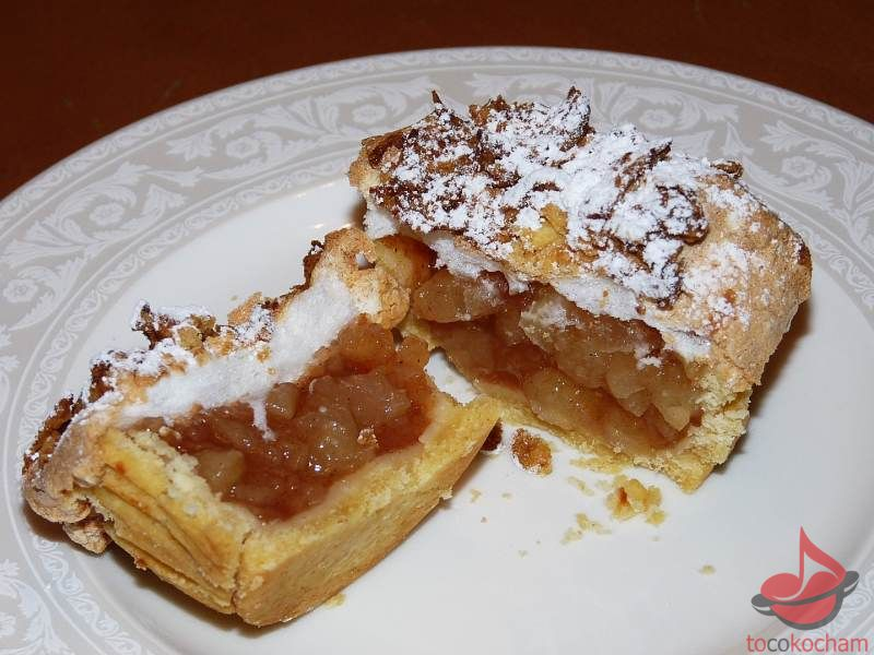 Muffinki szarlotkowe tocokocham.com