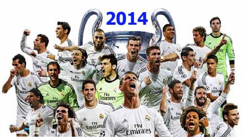 Real Madryt podsumowanie 2014