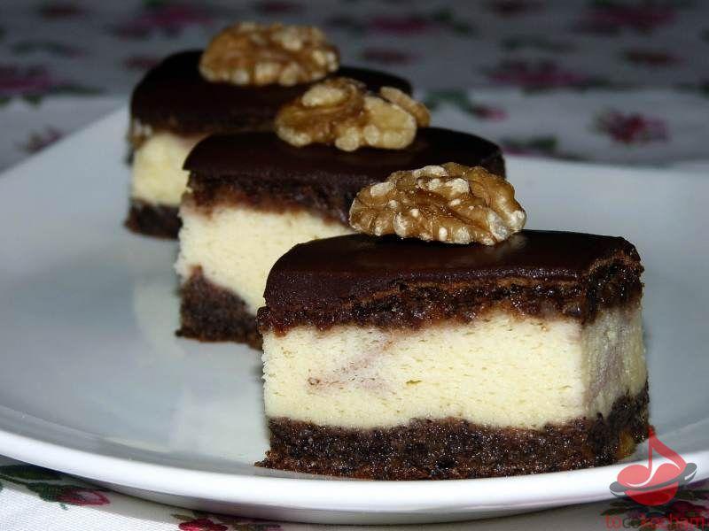 Ciasto Trzy Smaki tocokocham.com