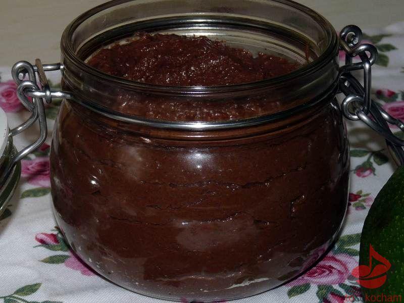 Zdrowy krem czekoladowy a'la nutella tocokocham.com