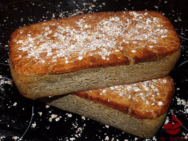 Chleb bezglutenowy zkaszą gryczaną tocokocham.com