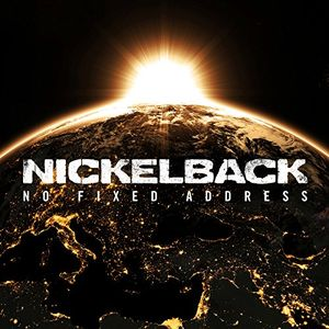 Nickelback No Fixed Address recenzja