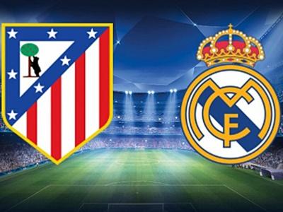 Atletico Real 260 derby Madrytu Liga Mistrzów