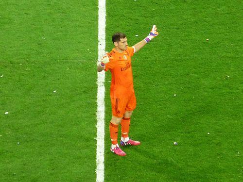 Real Getafe 7-3 liga hiszpańska 2014/2015