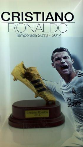 Tour Bernabeu stadion Madryt