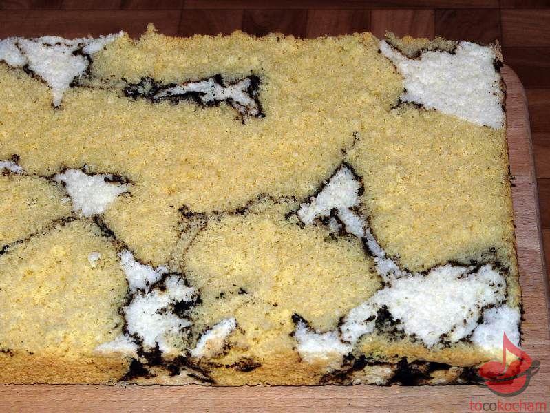 Ciasto tortowe zserem tocokocham.com