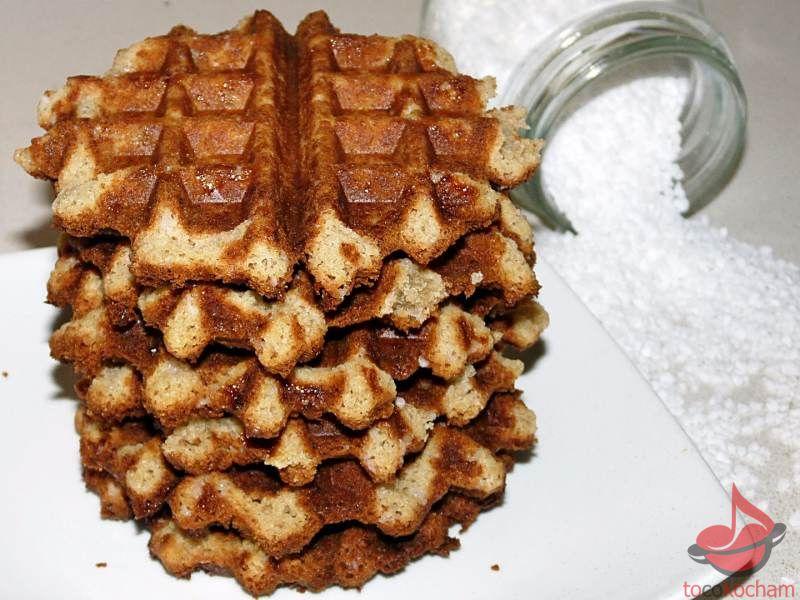 Gofry belgijskie gryczane tocokocham.com