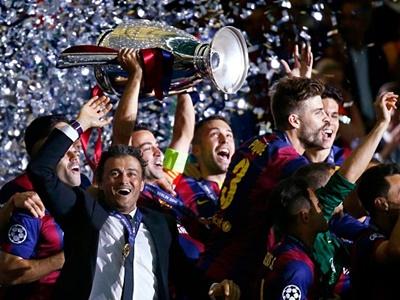 Barcelona Juventus 3-1 finał Liga Mistrzów 2014/2015