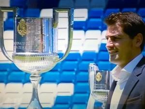 Iker Casillas sukcesy Real Madryt