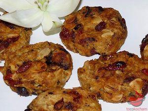 Zdrowe ciastka Najeżone tocokocham.com