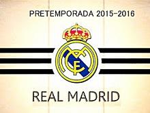 Real Madryt pretemporada 2015
