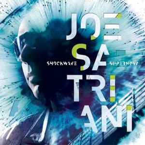 Joe Satriani Shockwave Supernova recenzja
