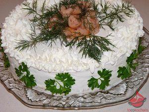 Tort naleśnikowy złososiem tocokocham.com