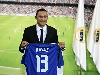 Keylor Navas Real Madryt bohater