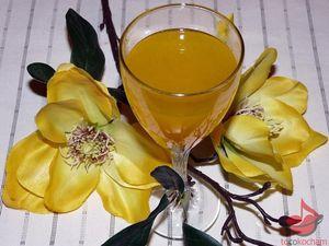 Pomarańczówka nalewka pomarańczowa tocokocham.com