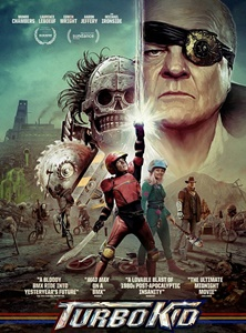 Turbo Kid recenzja Simard Whissell Ironside