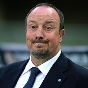 Benitez zwolniony zRealu Madryt