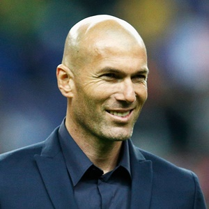 Zidane fenomen trener Real Madryt
