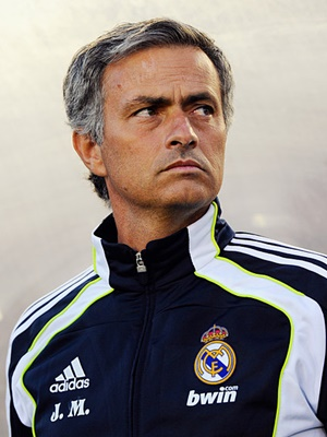 Jose Mourinho Real Barcelona Atletico