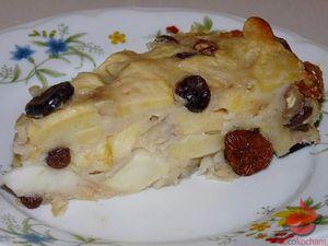 Cytrynowy jabłecznik zbakaliami tocokocham.com