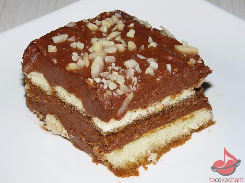 Karmelowe tiramisu zczekoladą tocokocham.com
