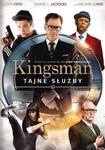 Kingsman Tajne służby Secret Service recnzja Vaughn Firth