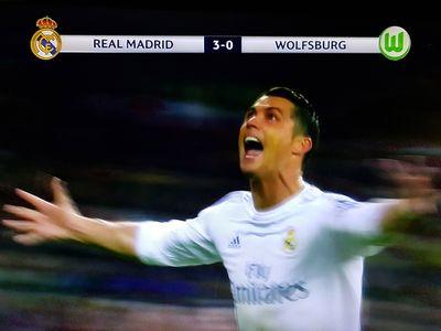 Real Wolfsburg 3-0 remontada ćwierćfinał Ligi Mistrzów 2015/2016