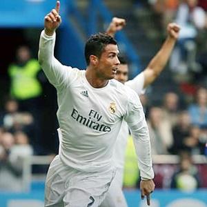 Deportivo Real Madryt 0-2 liga hiszpańska 2015/2016