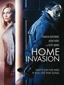 Home Invasion Niebezpieczni intruzi recenzja Tennant Henstridge Patric