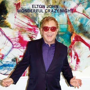 Elton John Wonderful Crazy Night recenzja