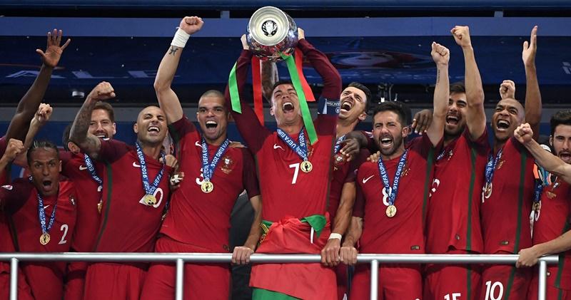 Portugalia mistrz Europy 2016