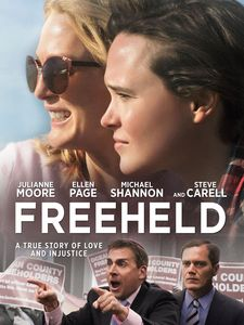 Freeheld recenzja Sollett Julianne Moore Ellen Page