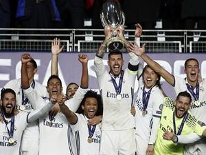 Superpuchar Europy 2016 Real Sevilla 3-2