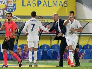 Las Palmas Real 2-2 liga hiszpańska 2016/2017