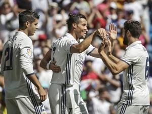 Real Osasuna 5-2 liga hiszpańska 2016/2017