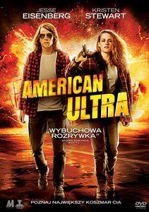 American Ultra recenzja Eisenberg Kristen Stewart