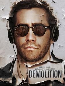 Demolition Destrukcja recenzja Vallee Gyllenhaal