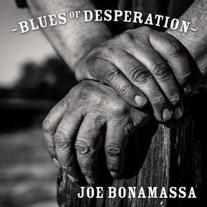 Joe Bonamassa Blues Of Desperation recenzja