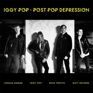 Iggy Post Pop Depression recenzja