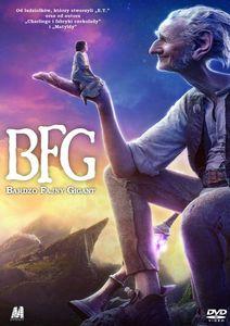 BFG Bardzo Fajny Gigant recenzja Spielberg