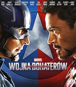 Kapitan Ameryka Wojna bohaterów recenzja Marvel