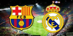 El Clasico Gran Derbi Real Barcelona 2016
