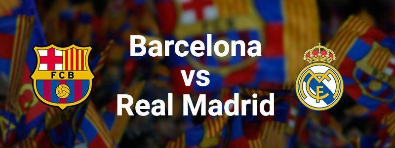 Barcelona Real Gran Derbi