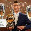 Złota Piłka 2016 Cristiano Ronaldo