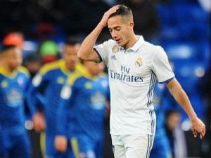 Real Celta 1-2 ćwierćfinał Puchar Króla 2016/2017